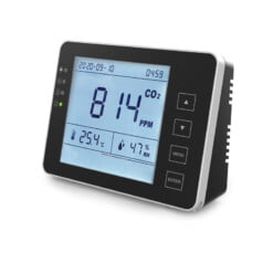 CO2-Messgerät Advanced ZMX1300P schwarz