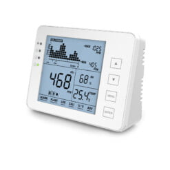 CO2-Messgerät Advanced Plus ZMX1200P weiß