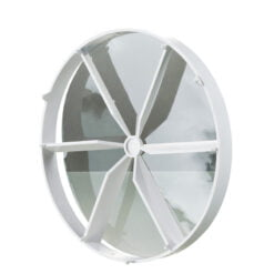 Rückstauklappe für Badlüfter 150 mm