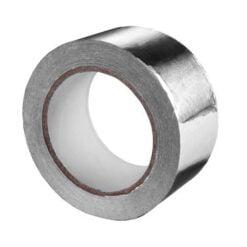 Klebeband für Aluflexrohre Aluminium 50×10000 mm